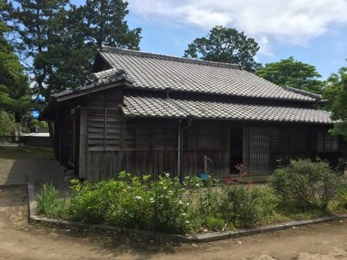 夏目漱石旧居 熊本での第3の家 (4)