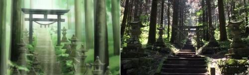 穿戸岩-蛍火の杜へ 聖地