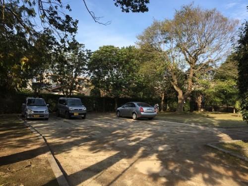 2015ジェーンズ邸駐車場 (1)
